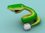 Serpiente lowpoly recortable-snake1.jpg