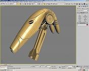 Reto de Diseño 3D  Star Wars   para todos los usuarios -primeraspruebastexturacabeza.jpg