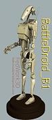 Reto de Diseño 3D  Star Wars   para todos los usuarios -pruebafinaltexturadodroidao4.jpg