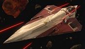 Reto de Diseño 3D  Star Wars   para todos los usuarios -starfighter-delta-7.jpg