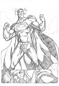 PortFolio Climb-superman-vs-thor-lapiz-01.jpg