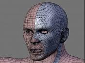Escultura humana Rig gratuito  desnudez, planeando rig de musculos reales, BlenRig -head.jpg