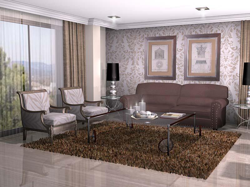 Interiores - Escuela decoracion de interiores ...