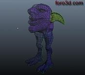 MaKING OF: Head-Legs creature-head-legs-creature-3.jpg