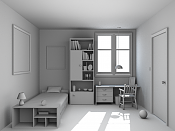 Interior con Blender y Yafaray-cuarto.png