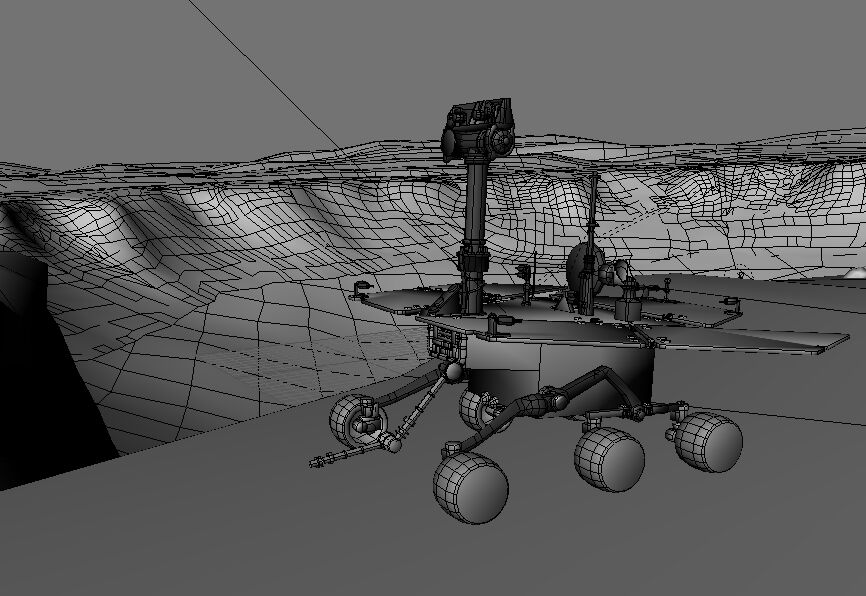 Mars Rover Opportunity - BGE-rover_wire.jpg