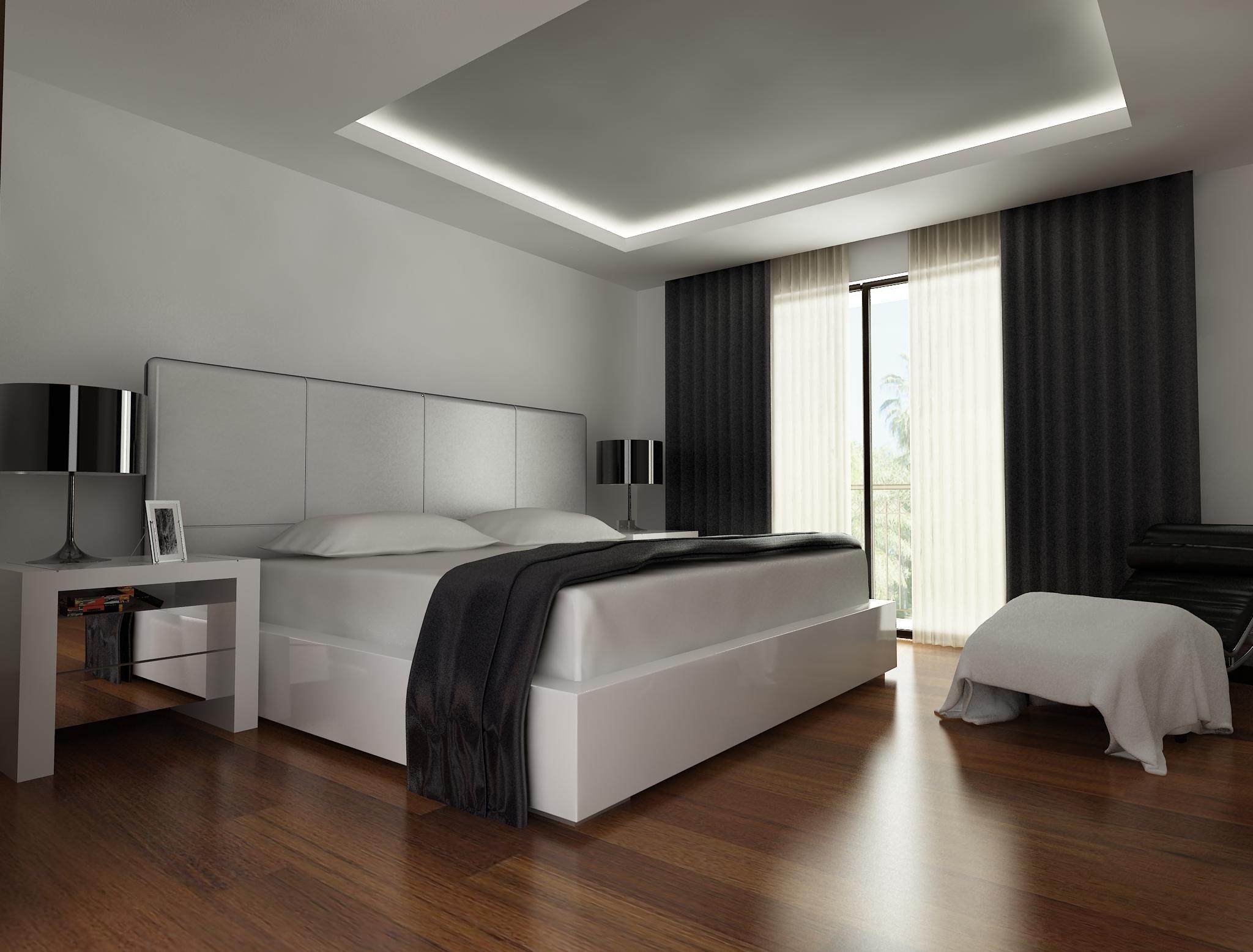 Interior recamara for Decoracion de interiores habitaciones matrimoniales