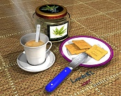 Preparando el Desayuno-humo3.jpg