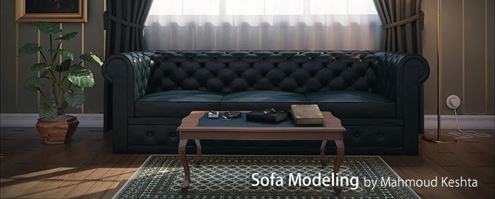 Video Tutorial Sofa Modeling 3ds max-sofatut.jpg