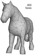 Optimizar y reducir poligonos con Balancer-horse_800.png