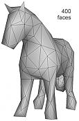 Optimizar y reducir poligonos con Balancer-horse_400.png