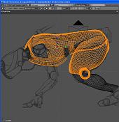 Modelando a lo bestia, digo    a la Bestia -creature_mesh.png