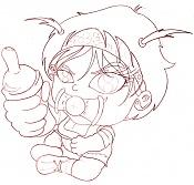 Quiero ilustrar  EdiaN -boceto-camila-final.jpg