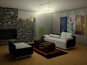 Sala sencilla  3 ambientes -night.1.jpg