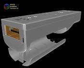 Modelando el Mando Wii  NOVaTO en Softimage XSI -wiiimote17.png