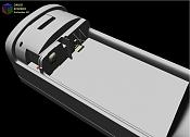 Modelando el Mando Wii  NOVaTO en Softimage XSI -wiiimote27.png