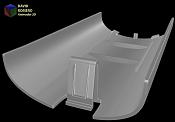 Modelando el Mando Wii  NOVaTO en Softimage XSI -wiiimote13.png