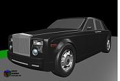 Modelo Terminado - Coche 3D 'Rolls Royce Phantom II'  NOVaTO de XSI -coche3d_color2.png