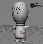 Modelo 3D - Mekatxis  Mascota de New Park Bowling -mekatxis2.png