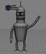 Modelo de Bender futurama novato en XSI-bender_sym.png