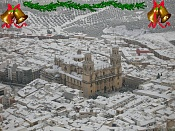 a empeza a nevar en Jaen-catedral-de-jaen-copia.jpg