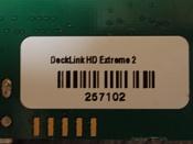 Vendo Blackmagic HD Extreme 2     Chollo -p1262197.jpg