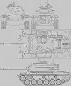 Blueprint M-47 Patton Tank-m-47-patton-tank.jpeg