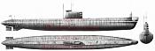 Blueprint Submarino Clase FoxTrot-submarino-clase-foxtrot.jpeg