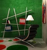 Estar  sector de lectura -estar-biblioteca_11.jpg