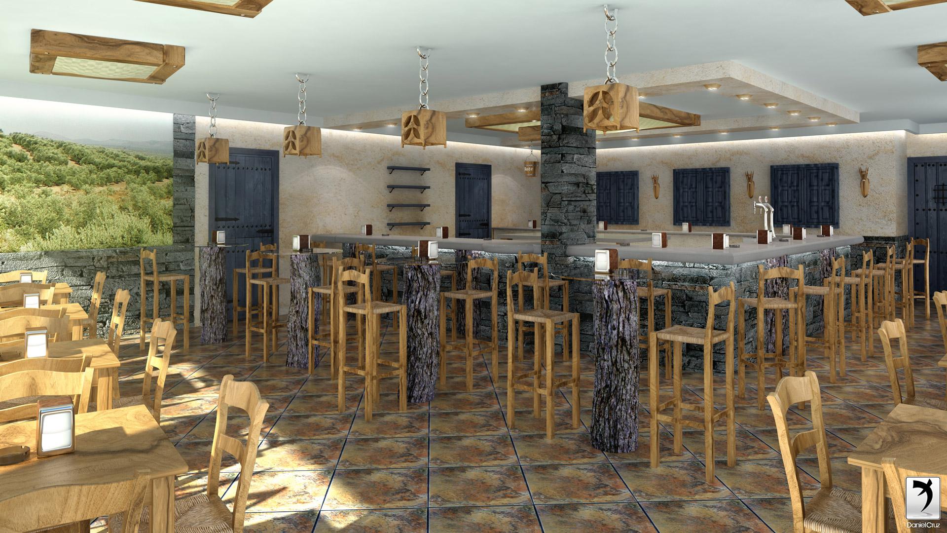 decoracion de interiores bares rusticos: -3ds-max-bar-restaurante-rustico-bar-alcala-vista-2-final.jpg