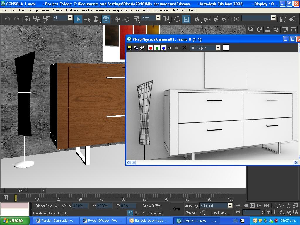ayuda iluminacion muebles