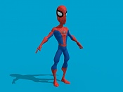 Spiderman cartoon-render-disp2.jpg