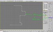 Se puede modificar en conjunto como un editable poly -linea-extru-03.jpg
