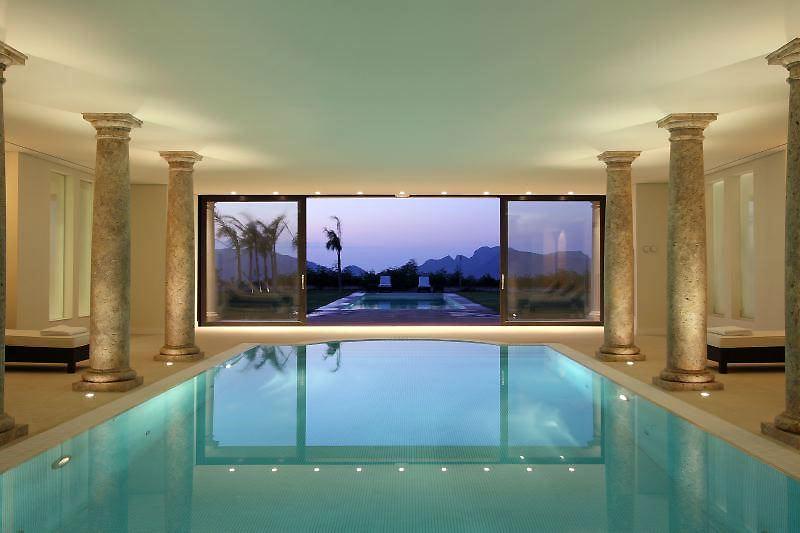 Casa en galicia p gina 2 for Casas con piscina interior fotos