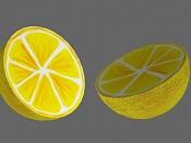 2ª actividad de modelado: Modelar  y texturizar  un limon -limoncitos.jpg