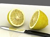 2ª actividad de modelado: modelar y texturizar un limon-limoncitos02.jpg