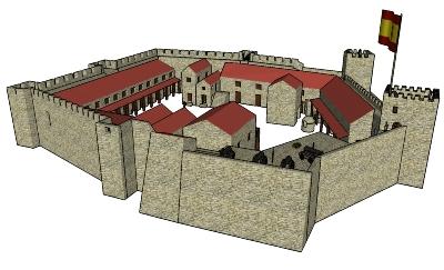 Recreacion de un castro-castillo3d.jpg