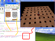 PovXSI, exportar escenas de XSI a Pov-Ray   Mi proyecto para aprender C++  -bump_test_ok2.png