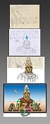 Sketch - Galactic Chef-boceto-evolu-1.jpg