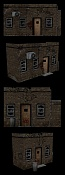 Final Fight Escena del juego-houses.jpg