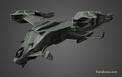 Por fin  Demoreel de modelado terminada - Fran alonso-copperhead-frontal.jpg