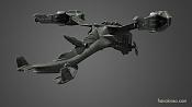 Por fin  Demoreel de modelado terminada - Fran alonso-copperhead-trasera.jpg