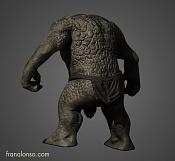 Por fin  Demoreel de modelado terminada - Fran alonso-troll-trasera.jpg