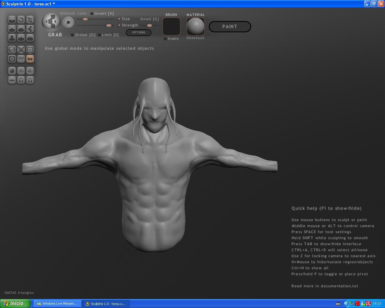 Sculptris - Página 3