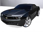 Chevrolet Camaro-negro-llantas-plateadas.jpg
