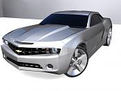 Chevrolet Camaro-plateado-llantas-plateadas.jpg