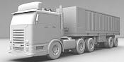 Modelador Vehiculos 3d Freelance para trabajo onsite 2-camion2.jpg