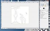 Aplicando unwrap a un personaje mediante costuras seam-pila018.jpg