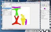 aplicando Unwrap a un personaje mediante costuras o Seam-pila019.jpg
