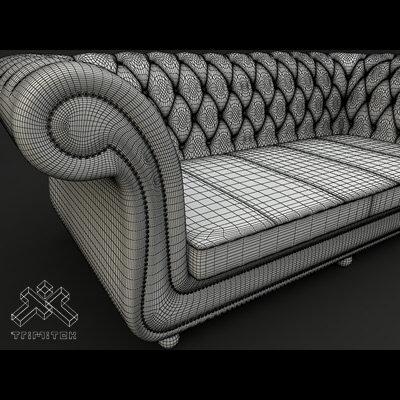 Como Hacer Un Sofa.Como Hacer Un Sofa Abotonado Tipo Chesterfield
